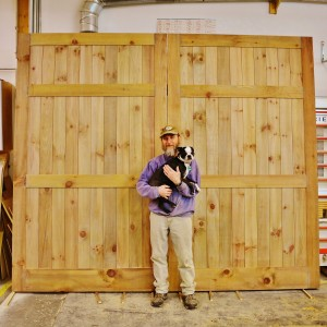 Hitchcock Woodworking Custom Doors Woodstock VT